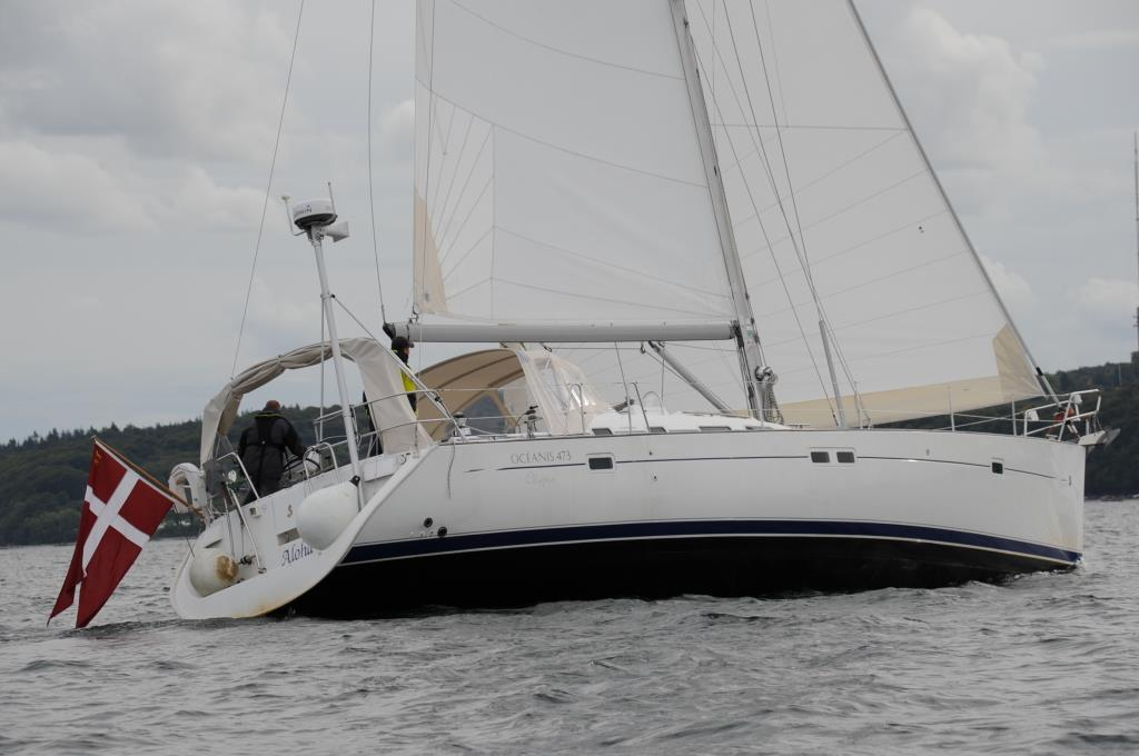 Beneteau 473 Oceanis Clipper SOLD