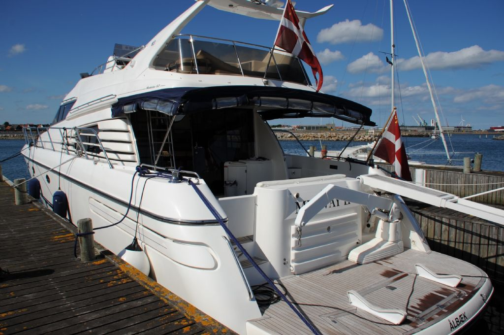 Sunseeker Manhatten 62 SOLGT/SOLD