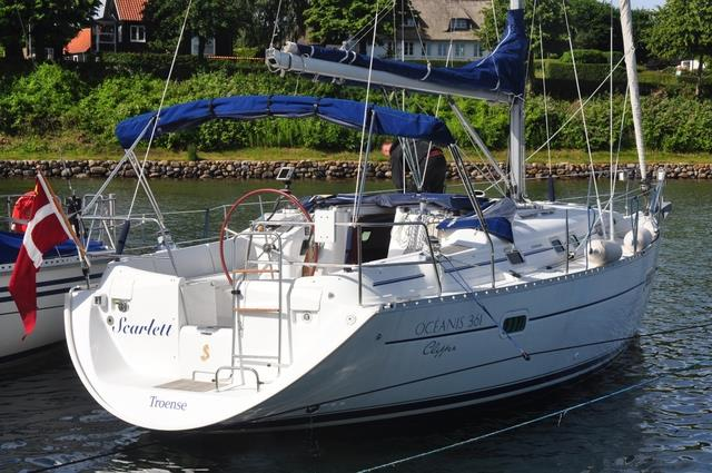Beneteau Oceanis Clipper 361 under salg !