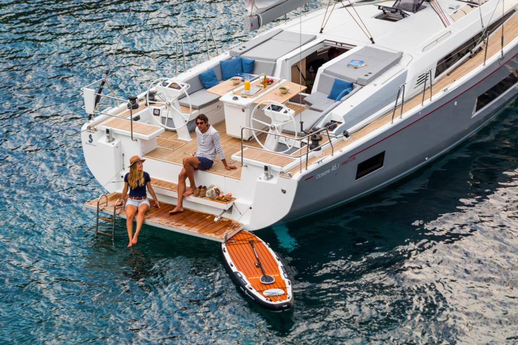 Beneteau Oceanis 46.1 Investment