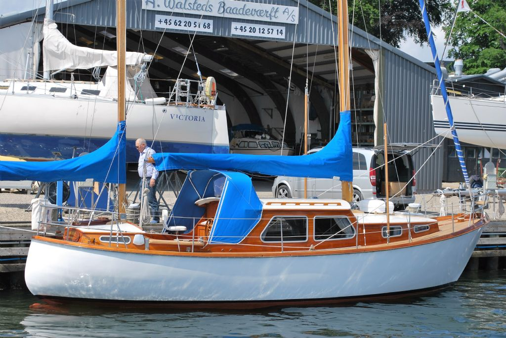 "Ketch 33´Walsted/Lohals ""Amanda"""