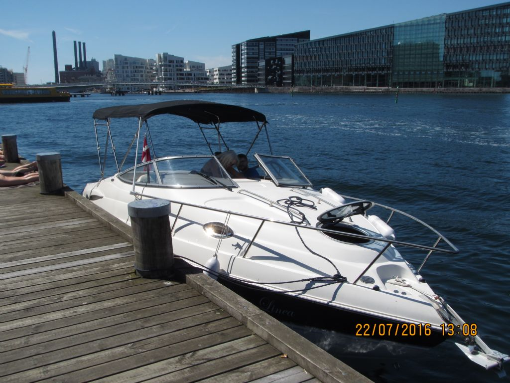 Stingray 250 CS - SOLGT/SOLD
