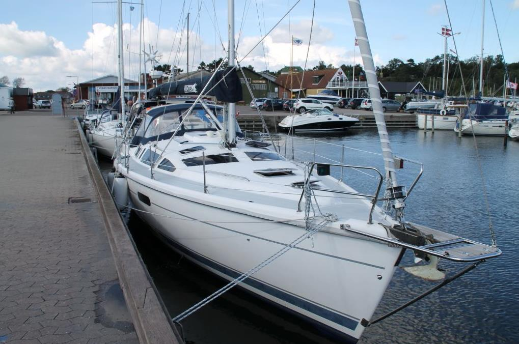 Hunter 410 SOLD/SOLGT