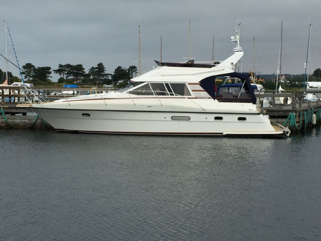 Nordwest 410 Flybridge