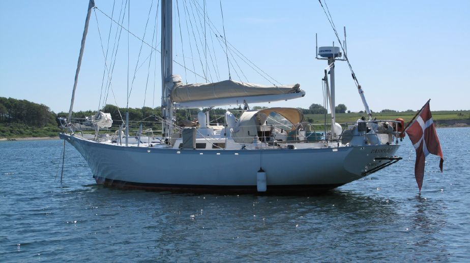 SPARKMAN STEPHENS One-Off Yacht