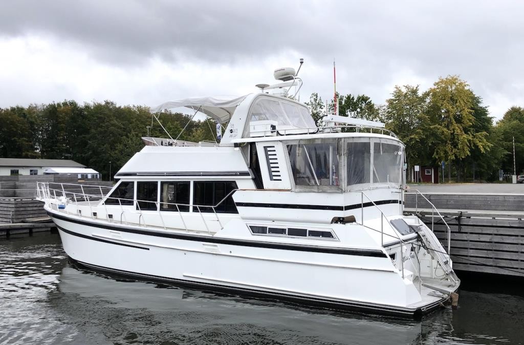 Hershine Sea Force 1650 Trawler