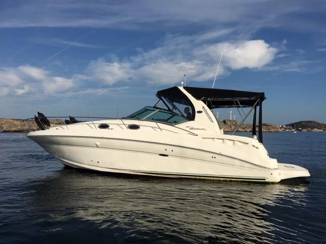 SeaRay 320 Sundancer