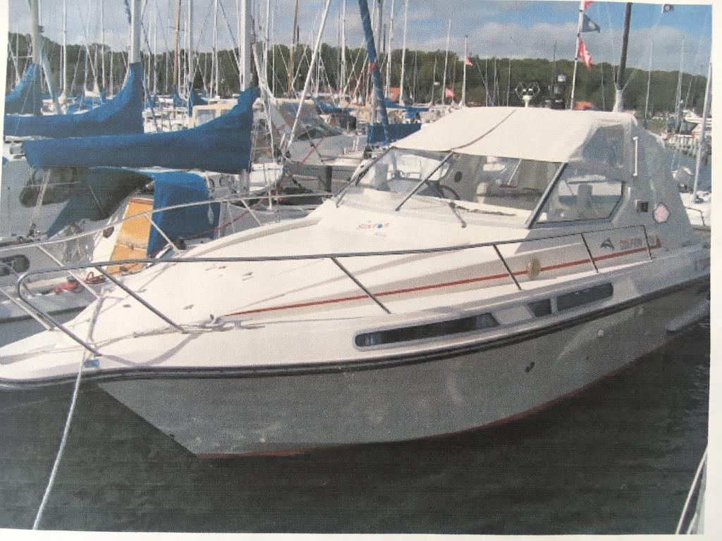 Fjord 775 Dolphin - SOLGT/SOLD