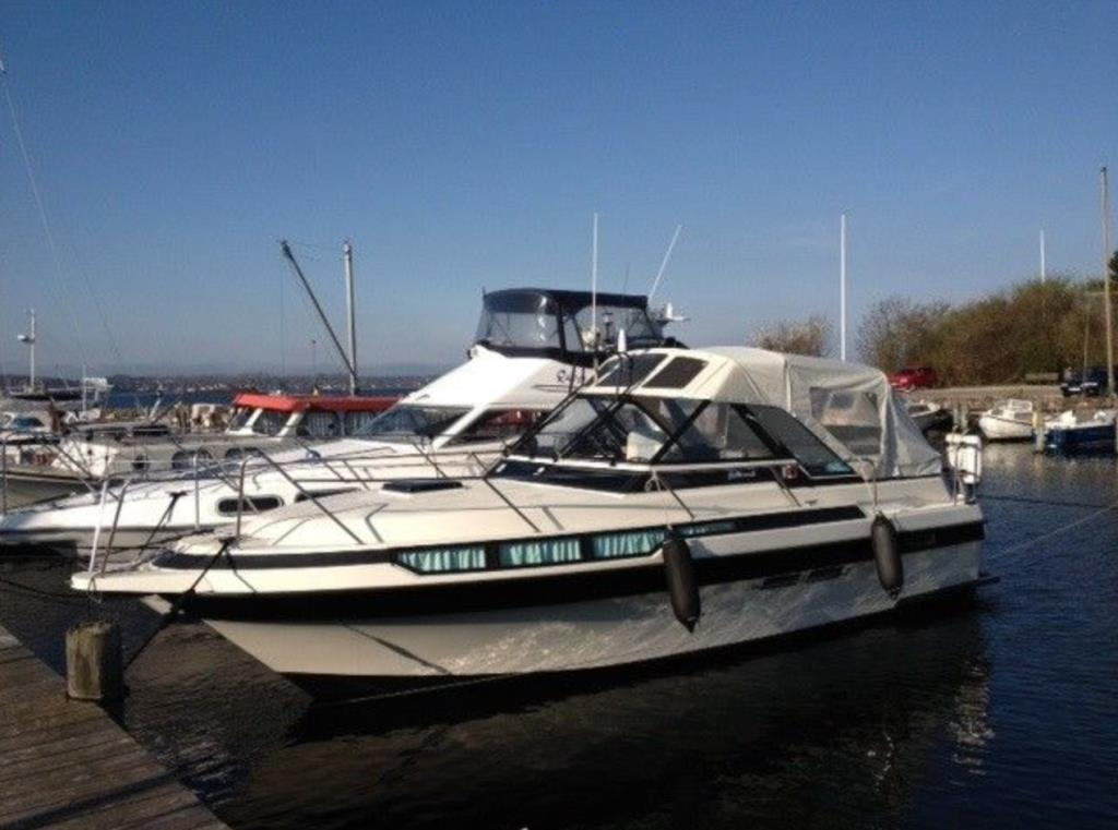 Scand 27 Adriatic - SOLGT/SOLD