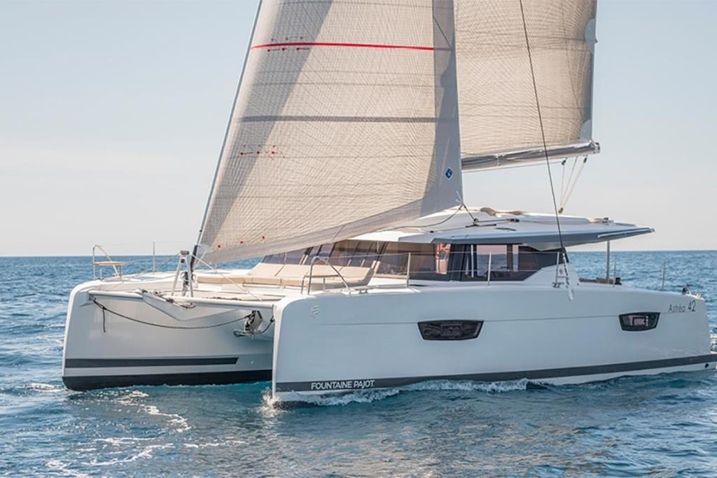 Fountaine Pajot 42 Quatuor