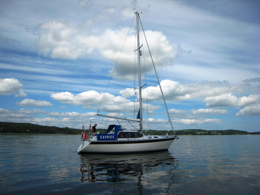 Westerly Riviera 35 DS