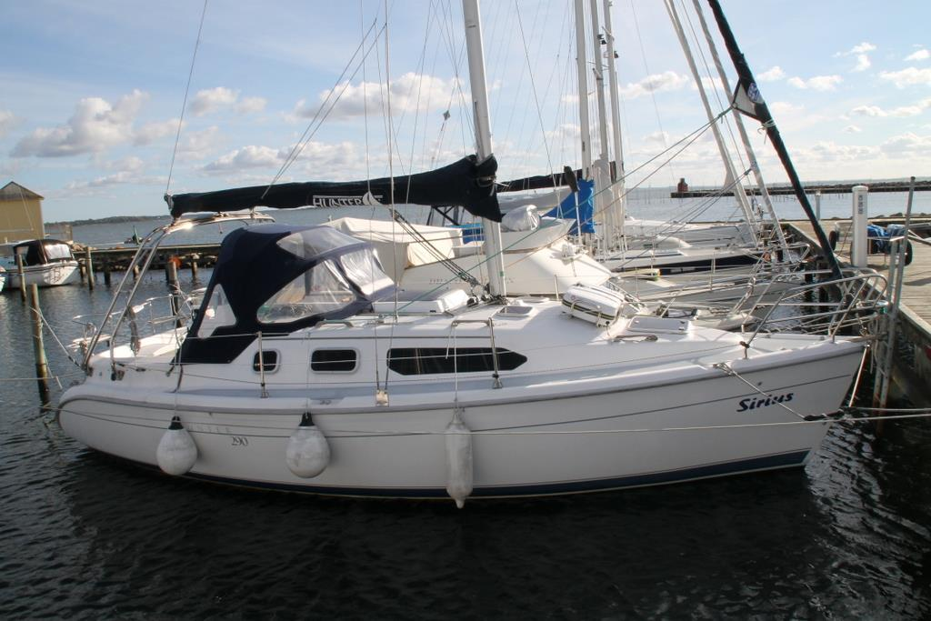 Hunter 290 - SOLGT/SOLD
