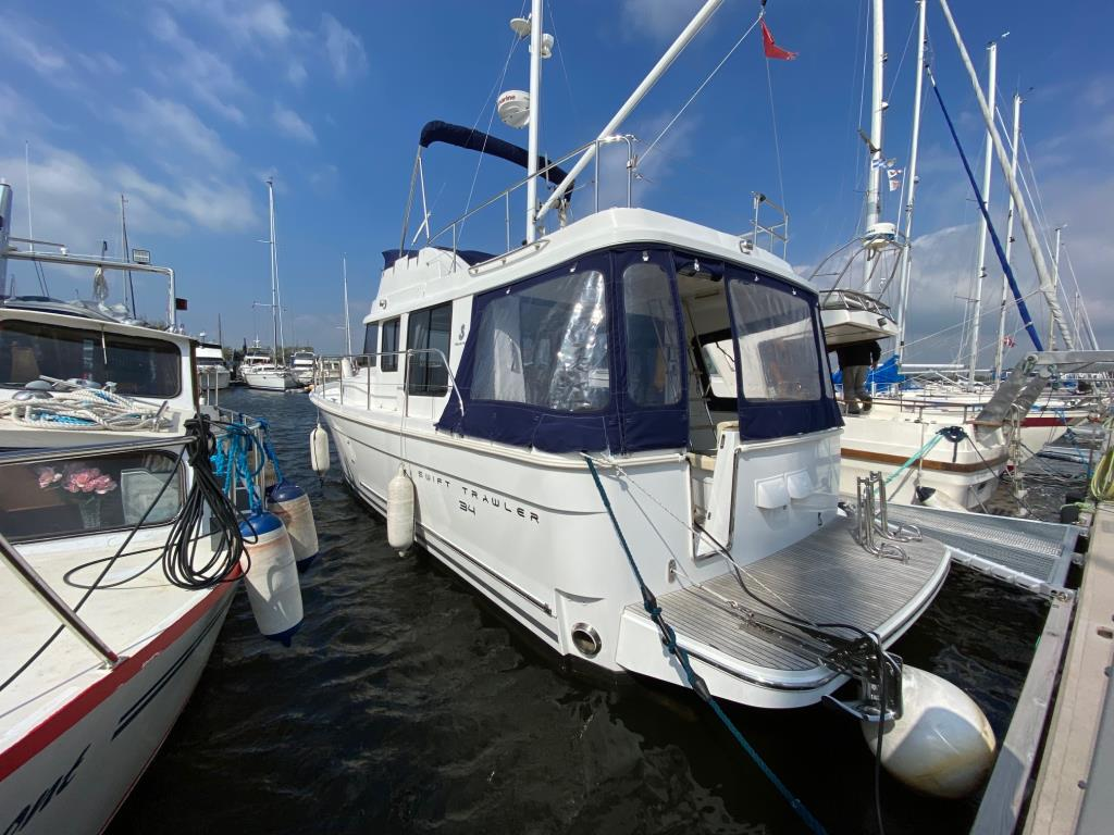 Beneteau Swift Trawler 34 SOLD