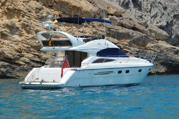 Princess 45 flybridge