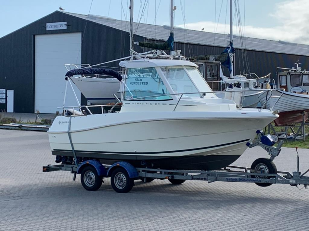 Jeanneau Merry Fisher 585  SOLGT/SOLD