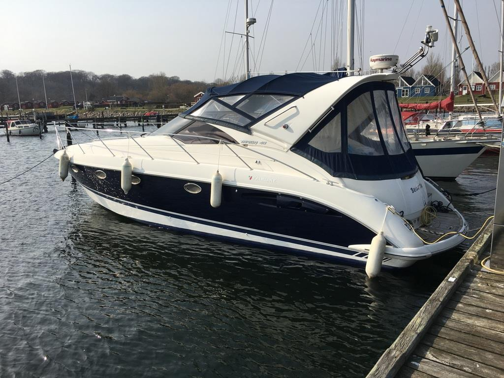 Fairline Targa 40 - SOLGT/SOLD