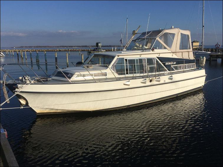 Broom Ocean 37 - SOLGT/SOLD